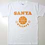 バスケットボール部のTシャツ