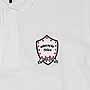 ワッペン刺繍のポロシャツ