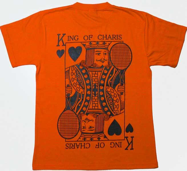 トランプのキングのデザイン