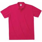 T/Cポロシャツ ストレート袖
