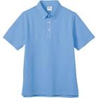ビズスタイル ボタンダウン ポロシャツ