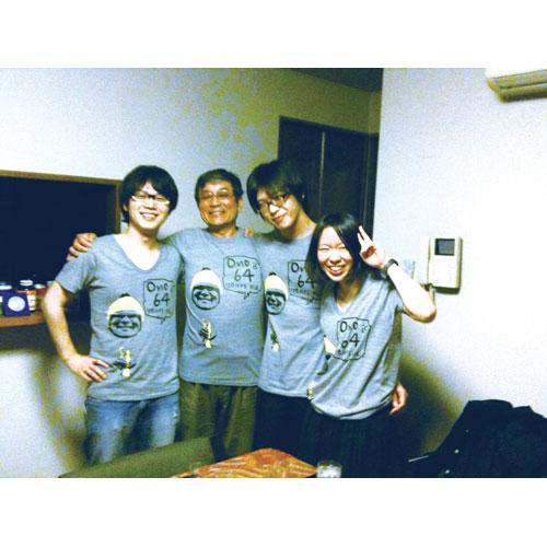 吹奏楽オリジナルTシャツ