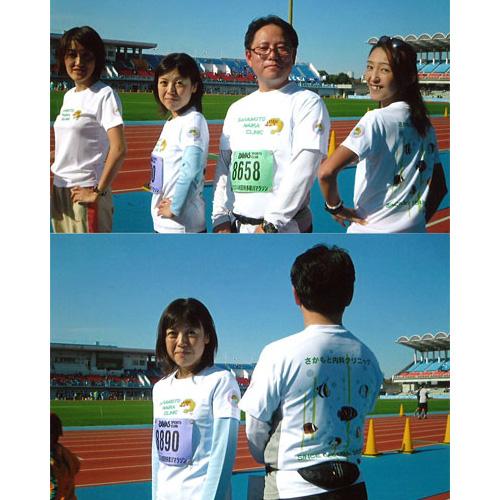 川崎国際マラソンオリジナルTシャツ