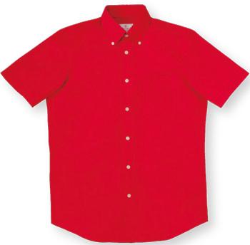 ブロード半袖シャツ