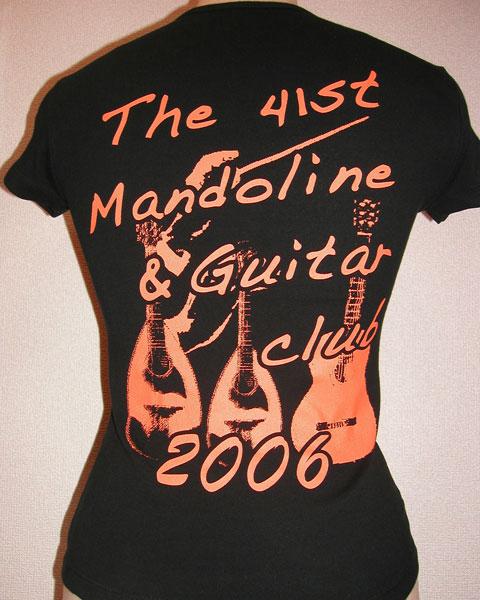オレンジ2階調化Tシャツ