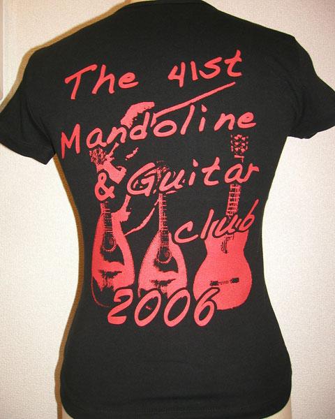 レッドの2階調化オリジナルTシャツ