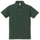 台衿仕様のボタンダウンポロシャツ