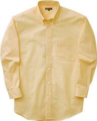 マンゴーのストライプシャツ