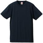 ポリエステルスパン(紡績)糸使用のTシャツ