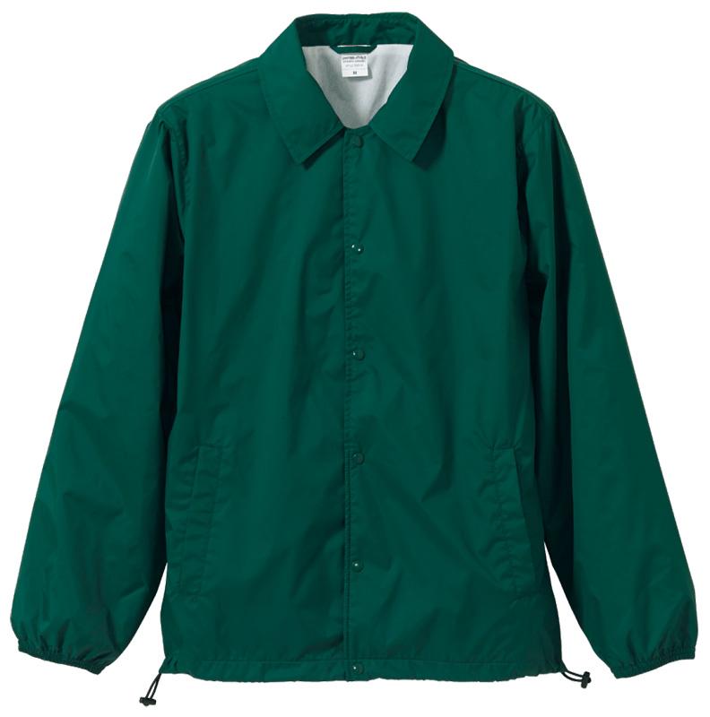 アイビーグリーンのコーチジャケット