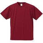 吸汗即乾速乾UVカットドライTシャツ